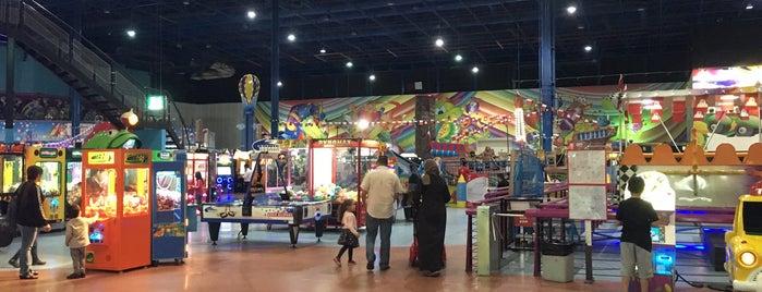 Fun City is one of My Doha..