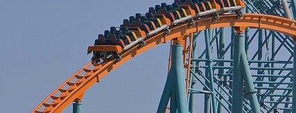 Titan is one of ROLLER COASTERS.