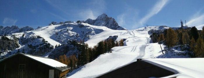 Monte Faloria is one of Cortina.