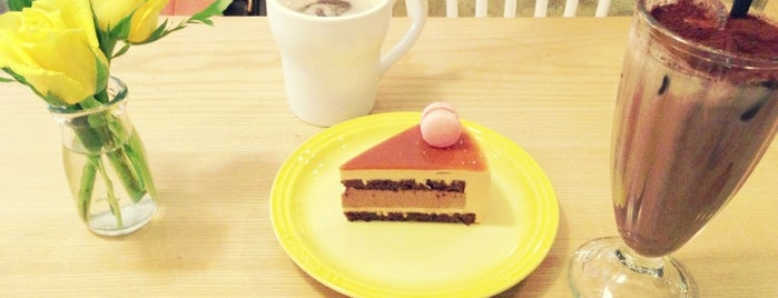 Deux Amis is one of Coffee&desserts.