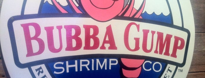Bubba Gump Shrimp Co. is one of Favorite Restaurants.
