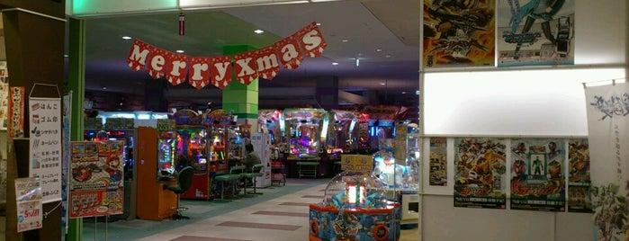 モーリーファンタジー・f イオンモール新潟南店 is one of Darius Burst AC in Niigata.