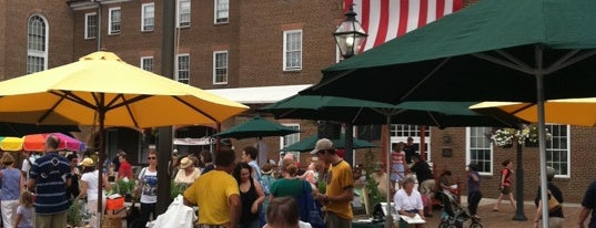 Old Town Farmers' Market is one of The Best of King Street.