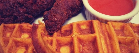 Walter Foods is one of American Restaurants-To-Do List.