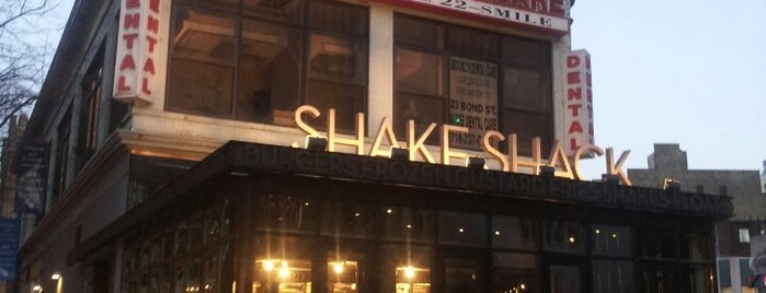 Shake Shack is one of Brooklyn's Must-Do's.