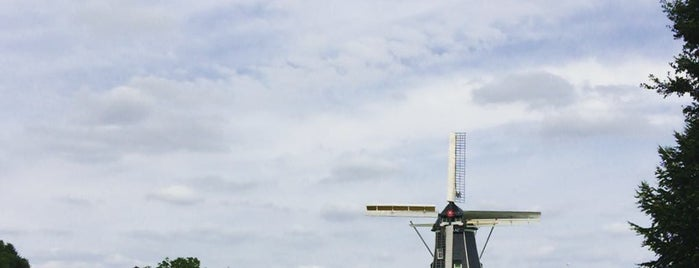 Molen Bataaf is one of Dutch Mills - North 1/2.