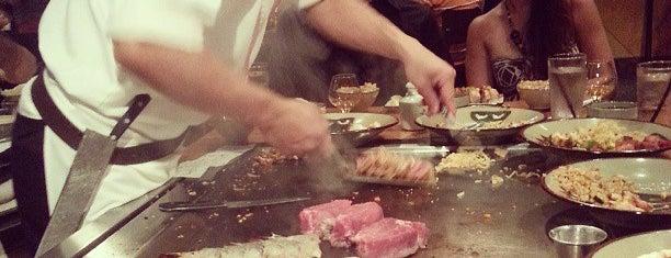 Benihana is one of Restaurant.