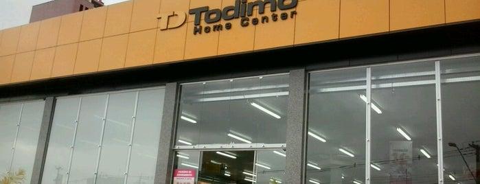 Todimo is one of Nossas Lojas - PR.