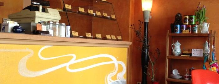 Aromas Café is one of Coffee.