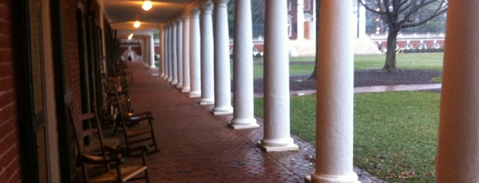 University of Virginia is one of Awesomesauce.