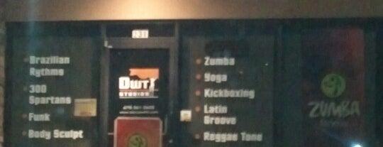 DWT Dance & Fitness Studio is one of Fav.