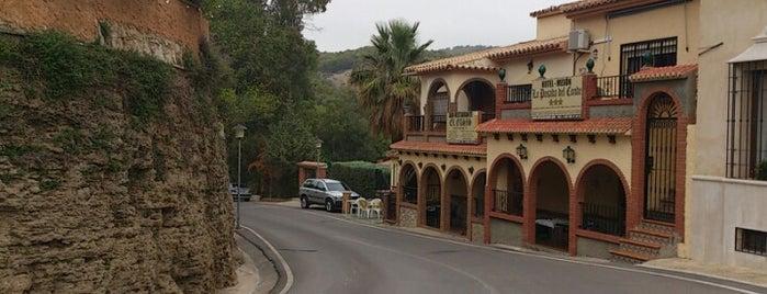 Posada Del Conde, Hotel Rural Restaurantr is one of Ardales.