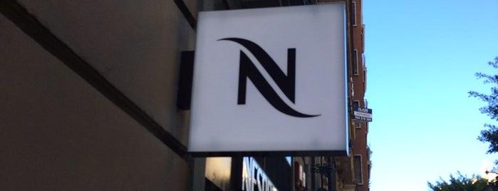 Nespresso Boutique is one of VENTA DE ENTRADAS FORMULA 1 Y MOTOGP VALENCIA.