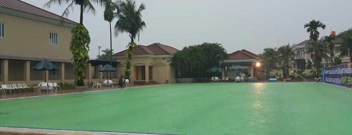 Duta Garden Sport Centre is one of All-time favorites in Indonesia.