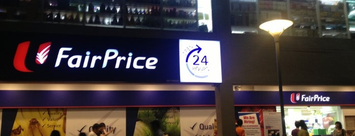 NTUC FairPrice is one of All-time favorites in Singapore.