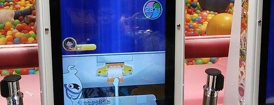 ナムコランド 箕面店 is one of 関西のゲームセンター.