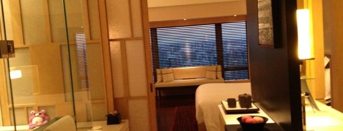Park Hyatt Beijing is one of Romantic Beijing.
