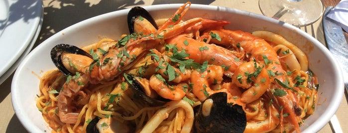 Pasta Italia 2 is one of Cheque gourmet Malaga.