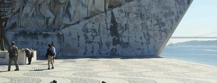 Padrão dos Descobrimentos is one of Favorite Places Around the World.