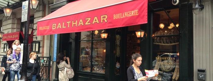 Balthazar is one of London Restaurants.