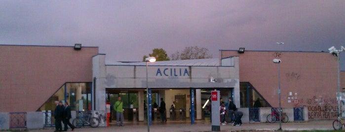 Acilia (Roma-Lido) is one of Muoversi a Roma.
