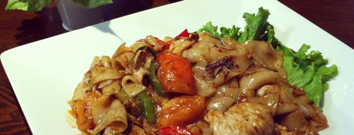 Charm Thai Restaurant is one of Silver Spring Eats & Drinks.