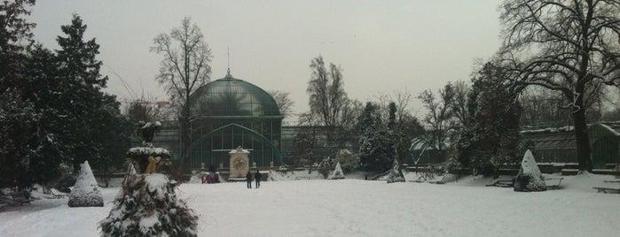 Jardin des Serres d'Auteuil is one of Parcs & Jardins de Paris.