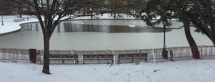 Bowne Park Pond is one of Great Outdoor and Swimmies.