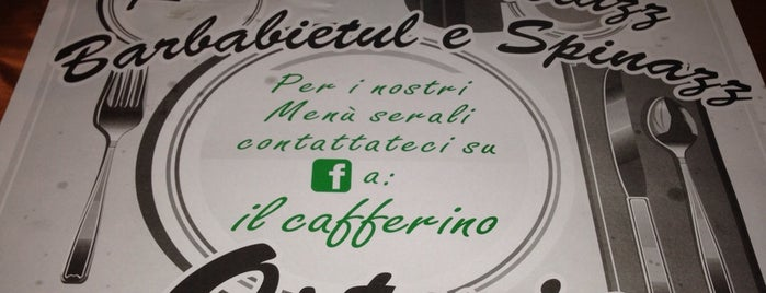 Il Cafferino is one of Milano - Diner.