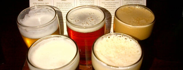 Emmett's Tavern & Brewing Co. is one of Because Beer..