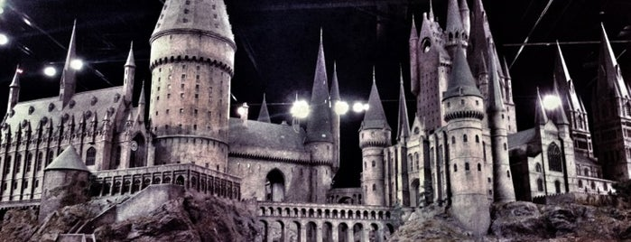 Warner Bros. Studio Tour London - The Making Of Harry Potter is one of Attractions to Visit.