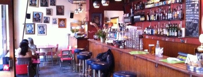 Bang & Jensen is one of Cafes in Copenhagen.