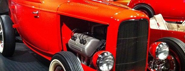 Petersen Automotive Museum is one of ท่องเที่ยว Los Angeles, CA.