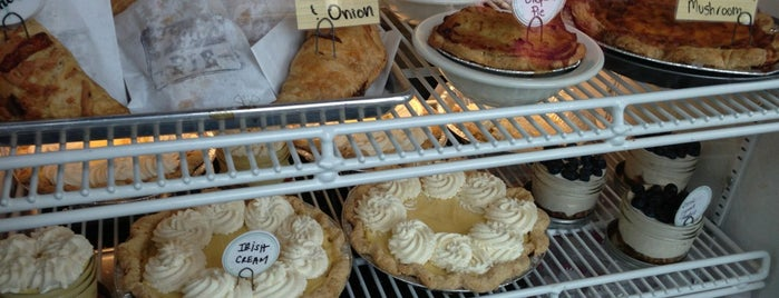 High 5 Pie is one of Seattle spots.