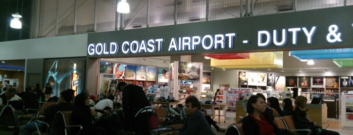 Gold Coast Airport (OOL) is one of Airports.