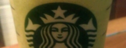 Starbucks is one of The Weekend's Here Again....