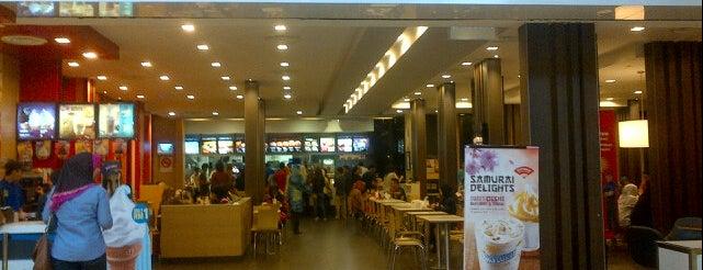 McDonald's is one of Putrajaya.