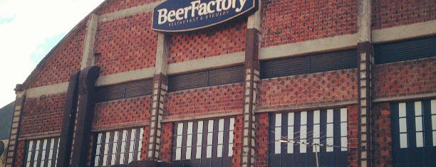 Beer Factory is one of Niiiice sruff.
