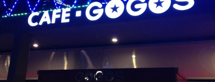 GOGOS is one of Coffee&desserts.