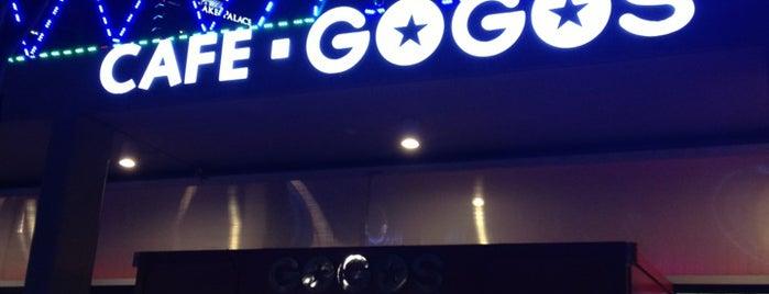 고고스 (GOGOS) is one of Coffee&desserts.
