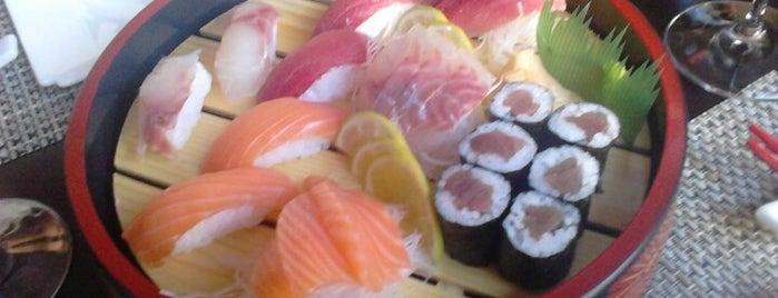 Asakusa is one of Restaurantes de sushi en Málaga Capital.