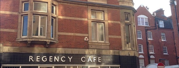 Regency Cafe is one of r/london eats for less than £20.
