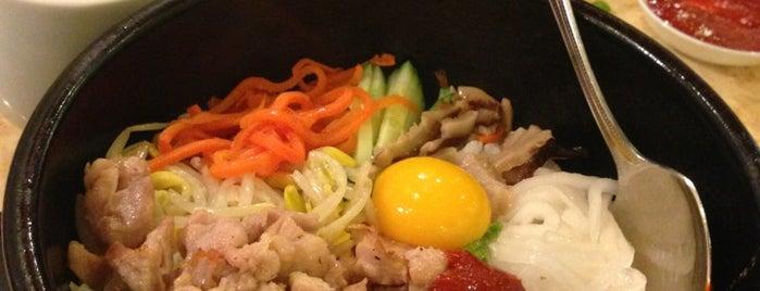 Secret Garden Korean Restaurant 秘苑韓國料理 is one of wanna try next.