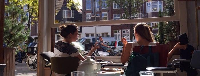 De Koffie Salon is one of My favorites in Amsterdam.