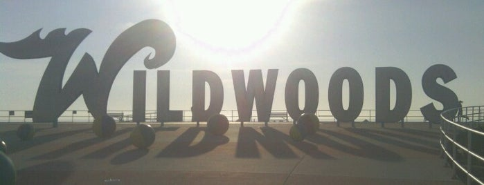 Wildwood Beach is one of Parks-Outdoors.
