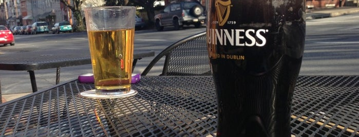 Molly's Pub is one of Beer-Drinker's Guide to Lancaster County.
