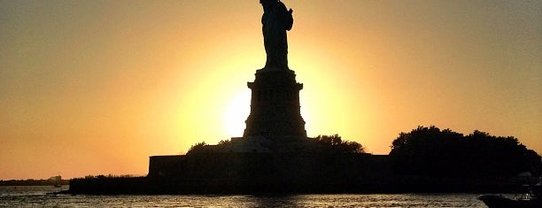 Statue of Liberty is one of NY.