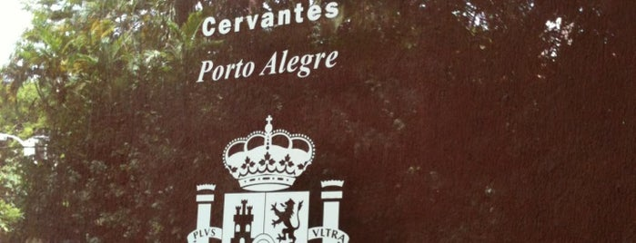 Instituto Cervantes is one of Favorites.