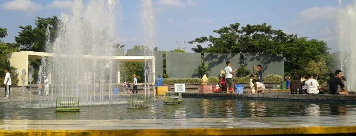 Taman Mundu is one of Sparkling Surabaya.