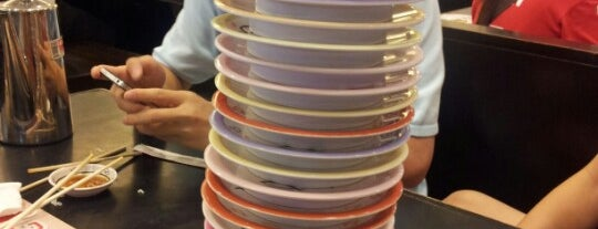 Sushi King is one of Makan Time..